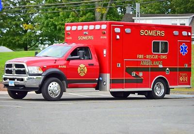 Somers Ambulance 646