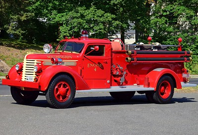 Southington Antique Engine 4
