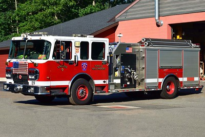 East Wallingford Engine 9