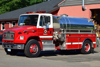 East Wallingford Tanker 8