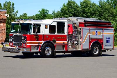 Windsor Locks Engine 5