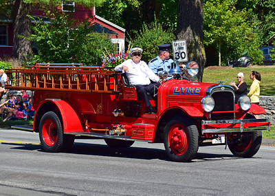 lyme antique truck (view 3)