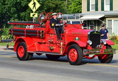 millbrook antique truck