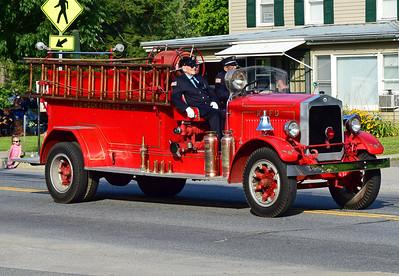 red hook antique truck