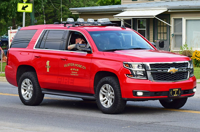 ulster hose co car 1
