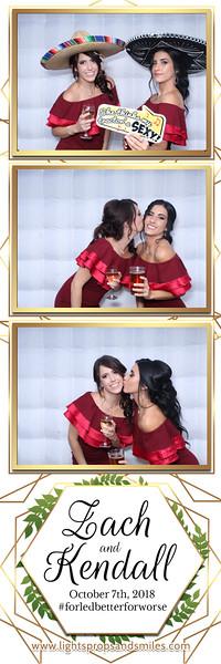 Zack & Kendall's Wedding