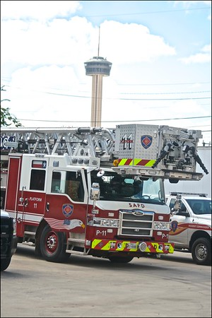 Command and Mayday Training Evolution - San Antonio, TX - 10/4/18