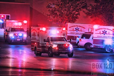 Mass Casualty Incident - 8500 SB IH35 N, San Antonio, TX - 7/23/17