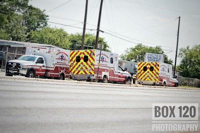 Major MVA - 4000 SW Military Drive, San Antonio, TX - 8/1/17