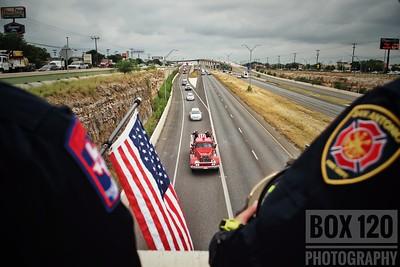 LODD Memorial - SAFD FF Scott Deem, San Antonio, TX - 5/18/17