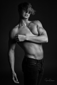 Zack Galloway by Jean