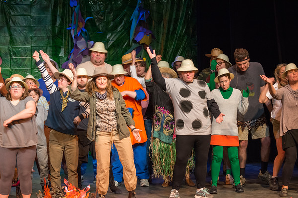 Zack's Place Theater Guild Jungle Book