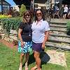 Louise Griffin of Lowell, Zack's mom and president of Zack's Team,  and Peggy Sarmento of Hampton, N.H.