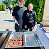Chef James Holloway of Pelham and Sheila Johnston of Manchester, N.H.
