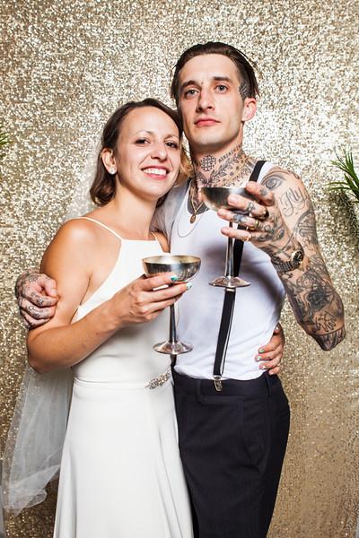 Zaily & Pauly's Wedding Photobooth