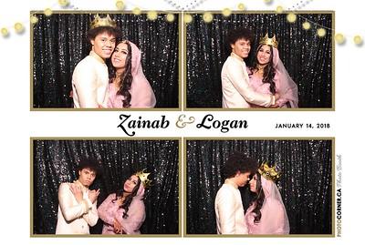 Zainab & Logan - 01-14-2018