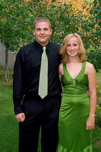 Emily and Zak Homecoming 2009