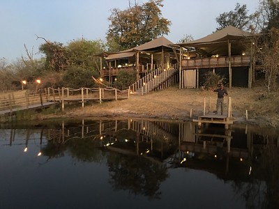 chiawa camp, lower Zambezi, Zambia