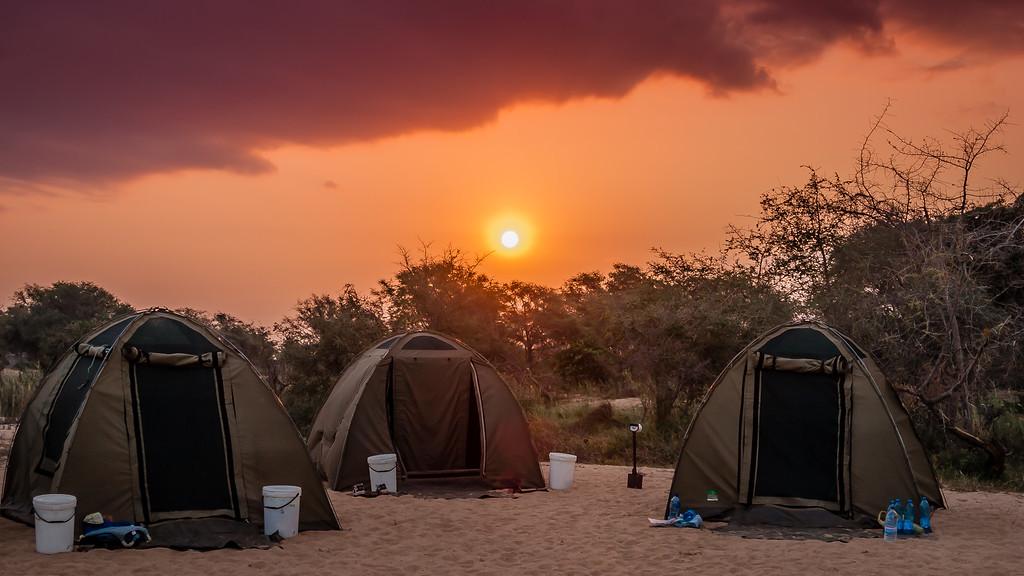 Zambezi Camping