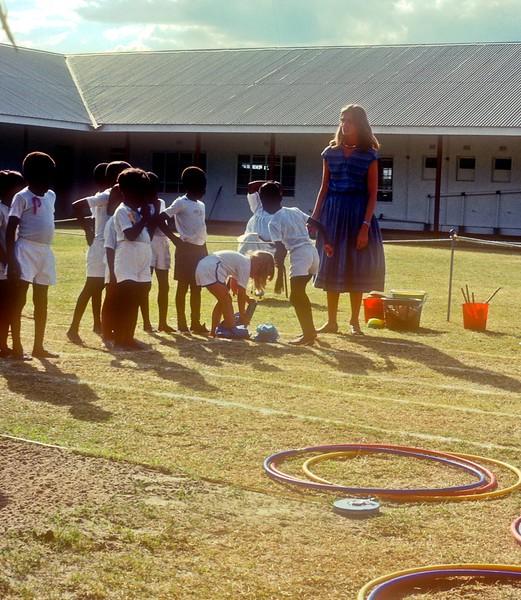 Kabwe Mine Trust School with Lynne Sanderson