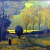 16. Danka Šalek, Zora po Van Goghu, ulje na <br />        platnu, 2004.<br /> 16. Danka Šalek, Zora po Van Goghu, ulje na <br />        platnu, 2004.