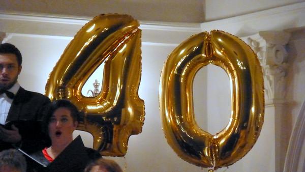 40 godina MPZ KUD-a INA, 2016.