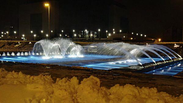 Zagreb - fontane