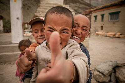 We wondered what their lives must be like, for these kids of Rangdum. Living in such isolation, in the middle of nowhere. From what we saw, it sure seemed like a lot of fun!