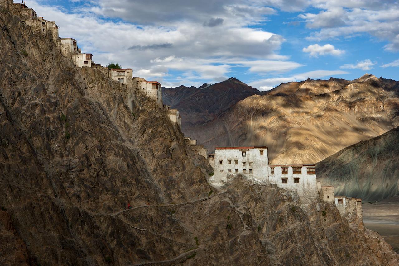 Karsha Monastery.