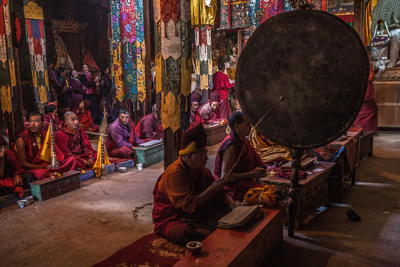 Sani Monastery, Zanskar, India