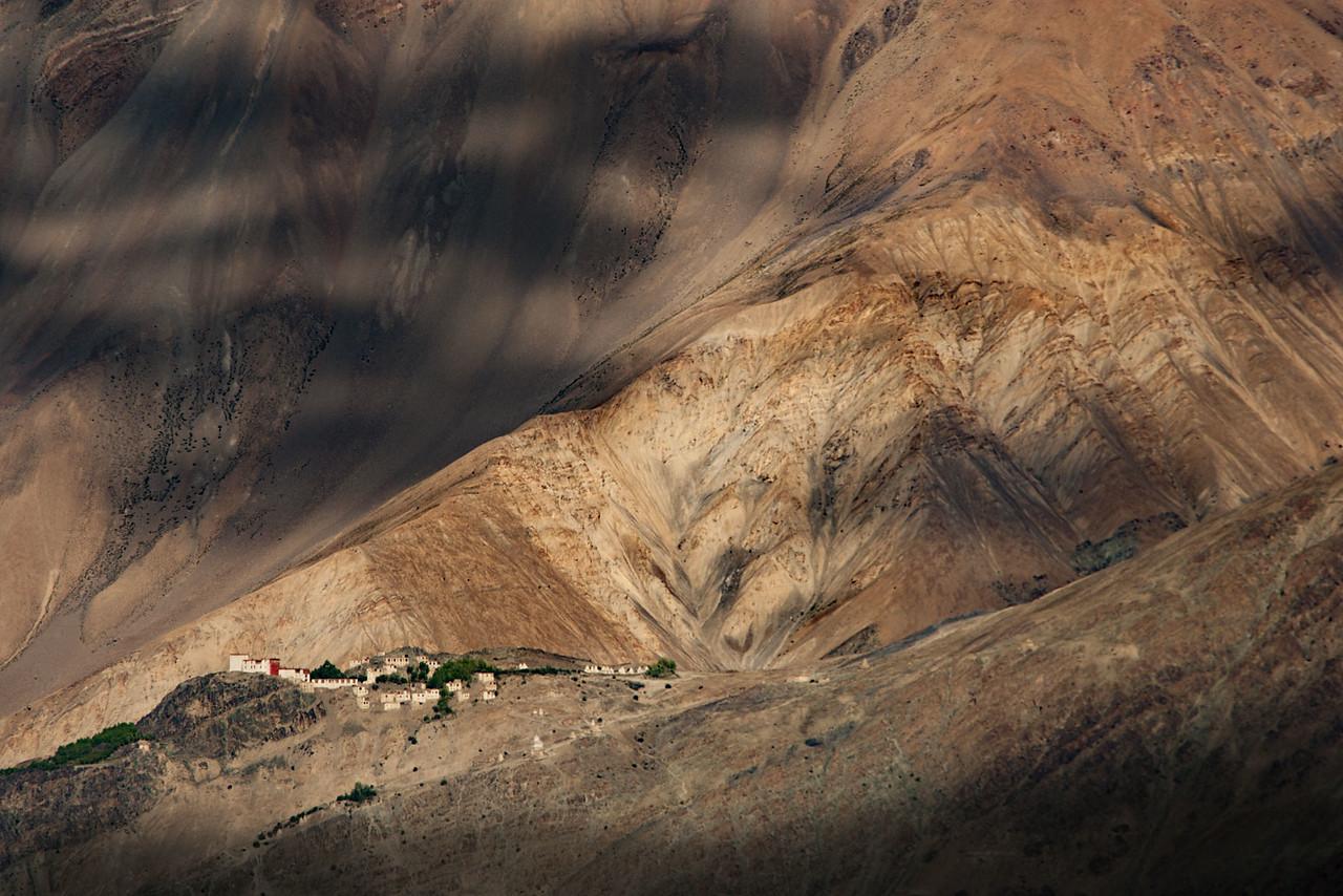 Stongde Monastery.