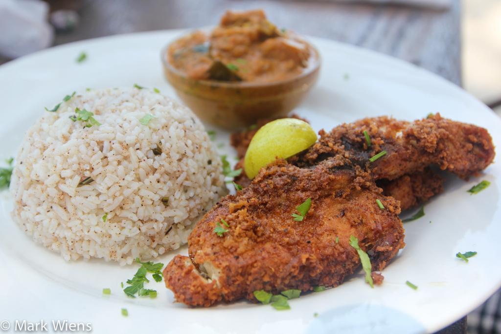 restaurants in Paje