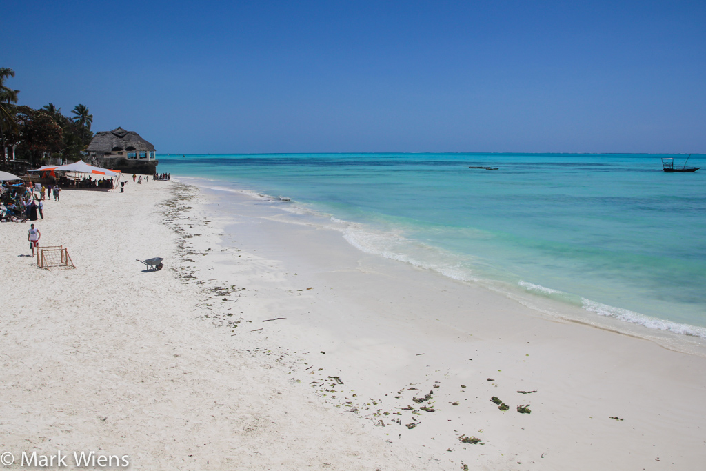 beaches in Zanzibar