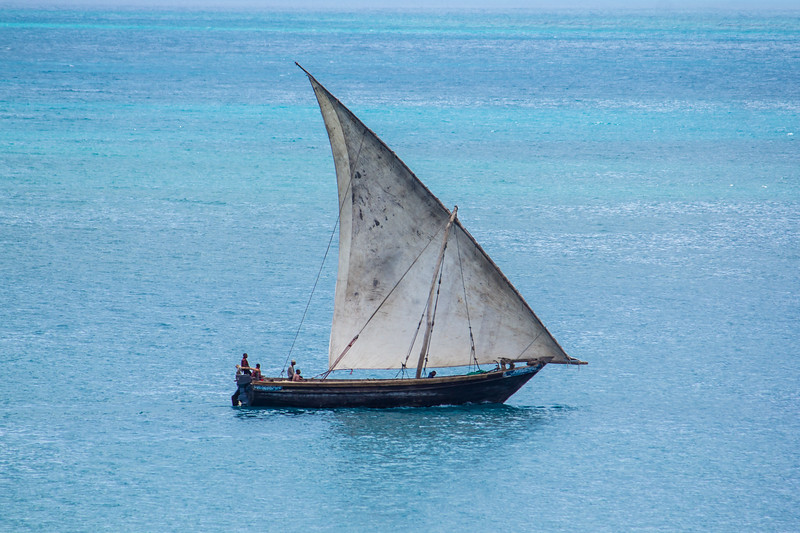 Sailing Dhow