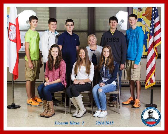 Liceum Klasa 2