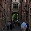 Blind Donkey Alley, Bruges