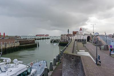 Vlissingen - Michiel de Ruyterhaven