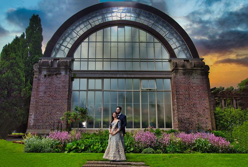 Zeelesh and Swati Pre-wedding-2