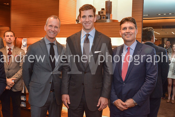 Zegna x Eli Manning x March of Dimes Event 4.27.17