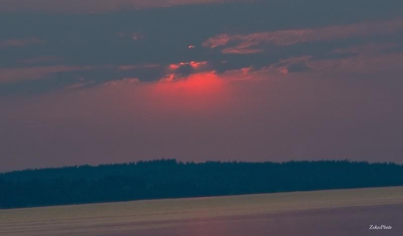 Fuzed Sunset