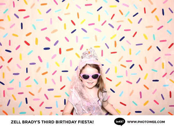 Zell's Birthday