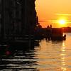 Sunrise,  Venice, Italy