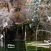 Hanging lake color pano