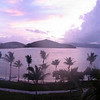 St John sunrise panoramic