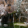 Panoramic Hanging lake 1