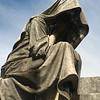 Recoleta statue 1