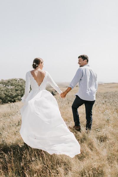 Zephyr & Tony // Island Wedding
