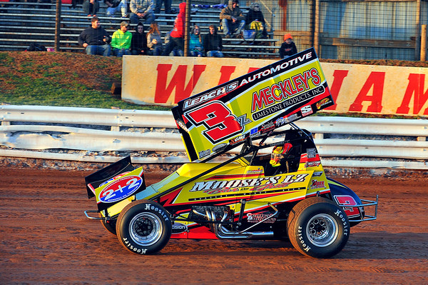 Williams Grove 2016 Opening Night