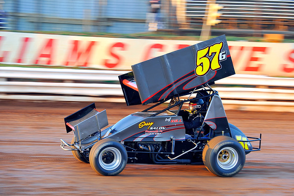 Williams Grove 4-15-16