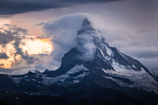 Up above the world so high! - Matterhorn, Switzerland